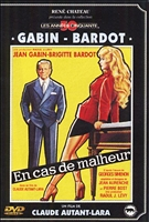 Love is My Profession (1958) Claude Autant-Lara; Jean Gabin, Brigitte Bardot