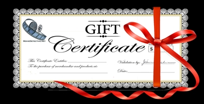 MovieDetective.net Gift Certificate