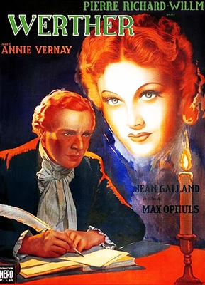 Le Roman de Werther (1938) Max Ophuls; Pierre Richard-Willm, Annie Vernay