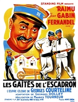 Les Gaietes De L'Escadron (Fun in the Barracks) (1932) Maurice Tourneur; Jean Gabin
