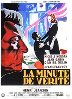 La Minute de Verite (1952) Jean Gabin, Michele Morgan