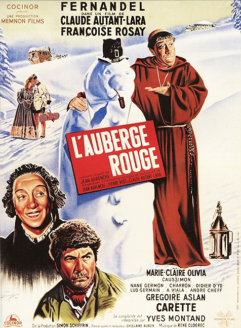 lauberge rouge 1951