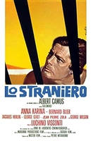 Lo Straniero (The Stranger) (1967) Luchino Visconti; Marcello Mastroianni