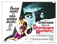 The Champagne Murders (1967) Claude Chabrol; Maurice Ronet