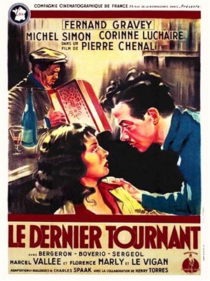 Le Dernier Tournant (The Last Turn) (1939) Pierre Chenal; Michel Simon