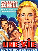 Une Vie (End of Desire) (1958) Alexandre Astruc; Maria Schell, Christian Marquand