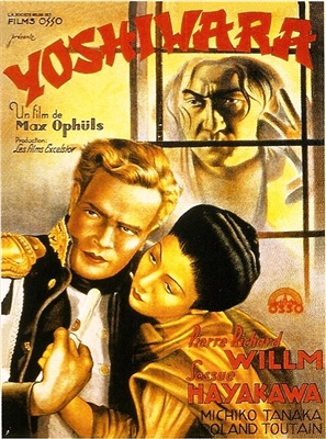 Yoshiwara (1937) Max Ophuls; Pierre Richard-Willm, Sessue Hayakawa