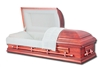 Elite Pecan Casket Coffin