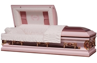 Mother Casket | Metal Casket | Divine Caskets