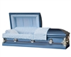 Blue Pacific Casket