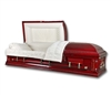 Washington Cherry Casket Coffin