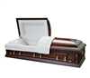 Elite Walnut Casket Coffin