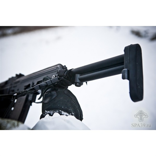 Russian Black STKBR folding stock