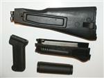 Russian Black AK polymer furniture set, take-off