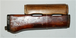 Russian AK47 wood handguard set for milled receivers