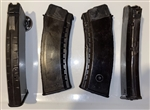 Russian Tula AK74 plum magazines. 30rd in 5.45 x 39 cal.