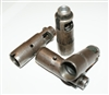 Russian AK-74 muzzle brake, early