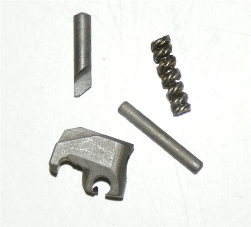 Russian AK-74 extractor, pins and spring