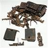 Russsian AK74 metal magazine follower and floor plate lock