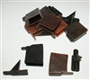 Russsian AK74 polymer magazine follower and floor plate lock
