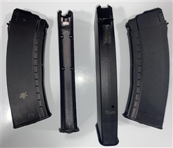"Russian military ""true black"" magazines. 30rd in 5.45 x 39 cal."