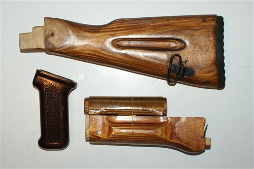Russian Ak 74 Furniture Set With Rubber Pad