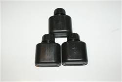 Izhmash black plastic oil bottle