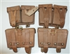 Original German made Mosin-Nagant ammo pouch