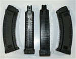 Russian AK74 60rd 5.45x39mm magazine PUFGUN, black