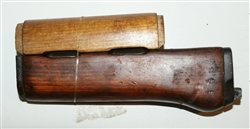 Russian AK47 wood handguard set