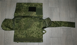 Russian SVD carrying case, digital flora