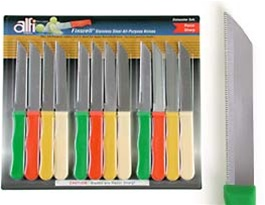 ALFI Knives 12 Pack