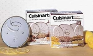 Cuisinart® 3 pc. Disc Set for 14-cup Food Processor