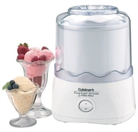 Cuisinart® Automatic Frozen Yogurt - Ice Cream & Sorbet Maker