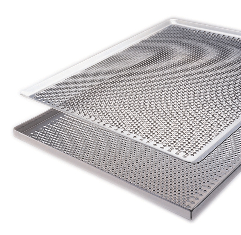 Demarle Aluminum Perforated Baking Sheet Tray 26 Quot X 18 Quot