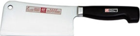 "6"" Henckels 4 Star Cleaver"