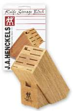 Henckels 10 Slot Hardwood Block
