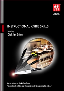 Kitchen Knife Skills Instructional DVD by J.A Henckels