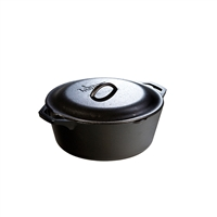 Lodge 7 Quart Cast Iron Dutch Oven