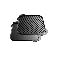Lodge Single Burner Reversible Grill/Griddle