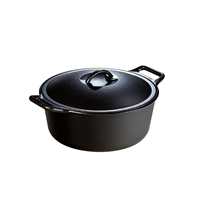Lodge Pro-Logic, 7 Quart Cast Iron Dutch Oven