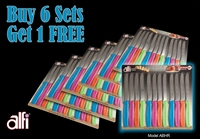 Buy Six Sets - Get One Free!  (RT)