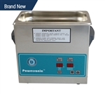 Crest P360H-45 Ultrasonic Cleaner-Heat & Timer
