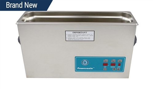 Crest P1200D-132 Ultrasonic Cleaner w/ Power Control