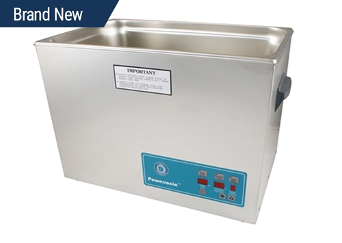 Crest P1800D-45 Ultrasonic Cleaner w/ Power Control