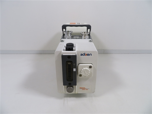 Alcatel Adixen 2005SD Pascal Dual Stage Rotary Vane Vacuum Pump