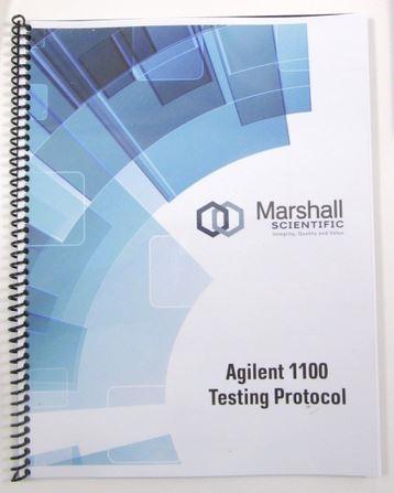Agilent 1100 HPLC System w/VWD & FLD Detectors