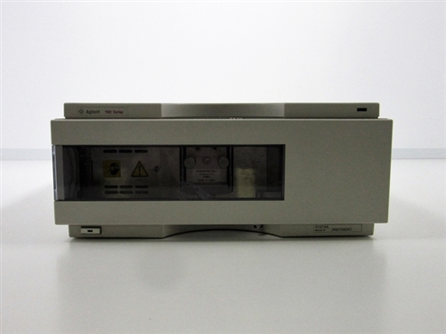 Agilent 1100 HPLC G1314A VWD Detector. Includes new flowcell