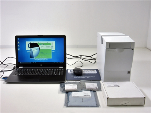 Agilent 2100 Bioanalyzer G2939A with Chip Priming Station