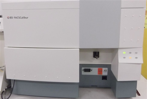 BD FACSCAlibur 2 Laser, 4 Color Flow Cytometer